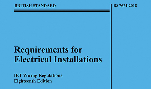 18th Edition Wiring Regulations - Full Course