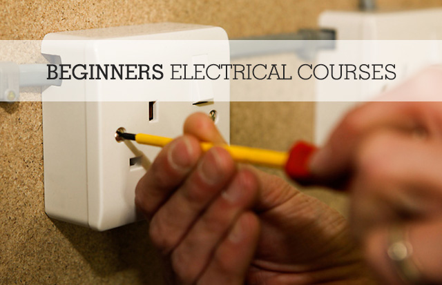 Beginners Electrical Courses