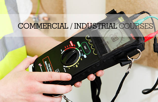 Commercial Electrical Courses