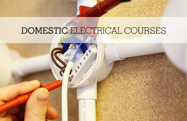 Domestic Electrical Courses