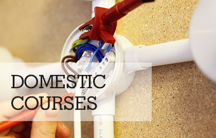 Domestic Elecrical Courses