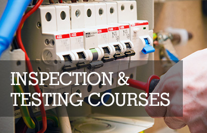 Inspection and Testing Electrical Courses