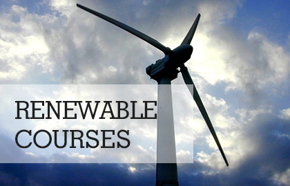 Renewable Elecrical Courses