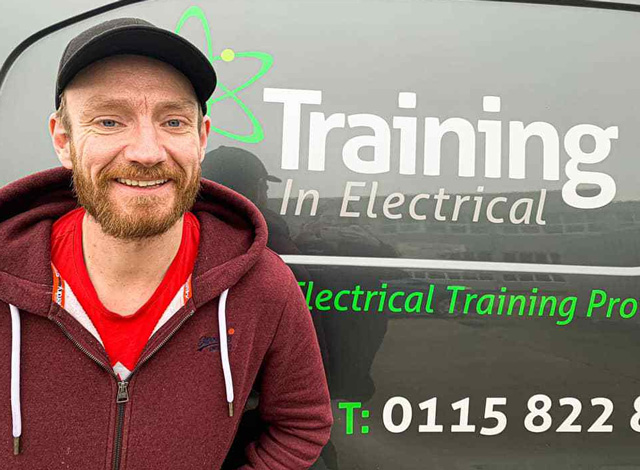 Training in Electrical review by David
