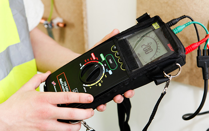 City & Guilds 2365 Diploma in Electrical Installations Level 2 (Buildings & Structures) DL