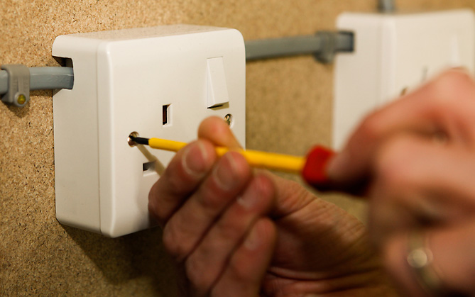 Domestic Electrical Installer Course including Part P of the Building Regulations